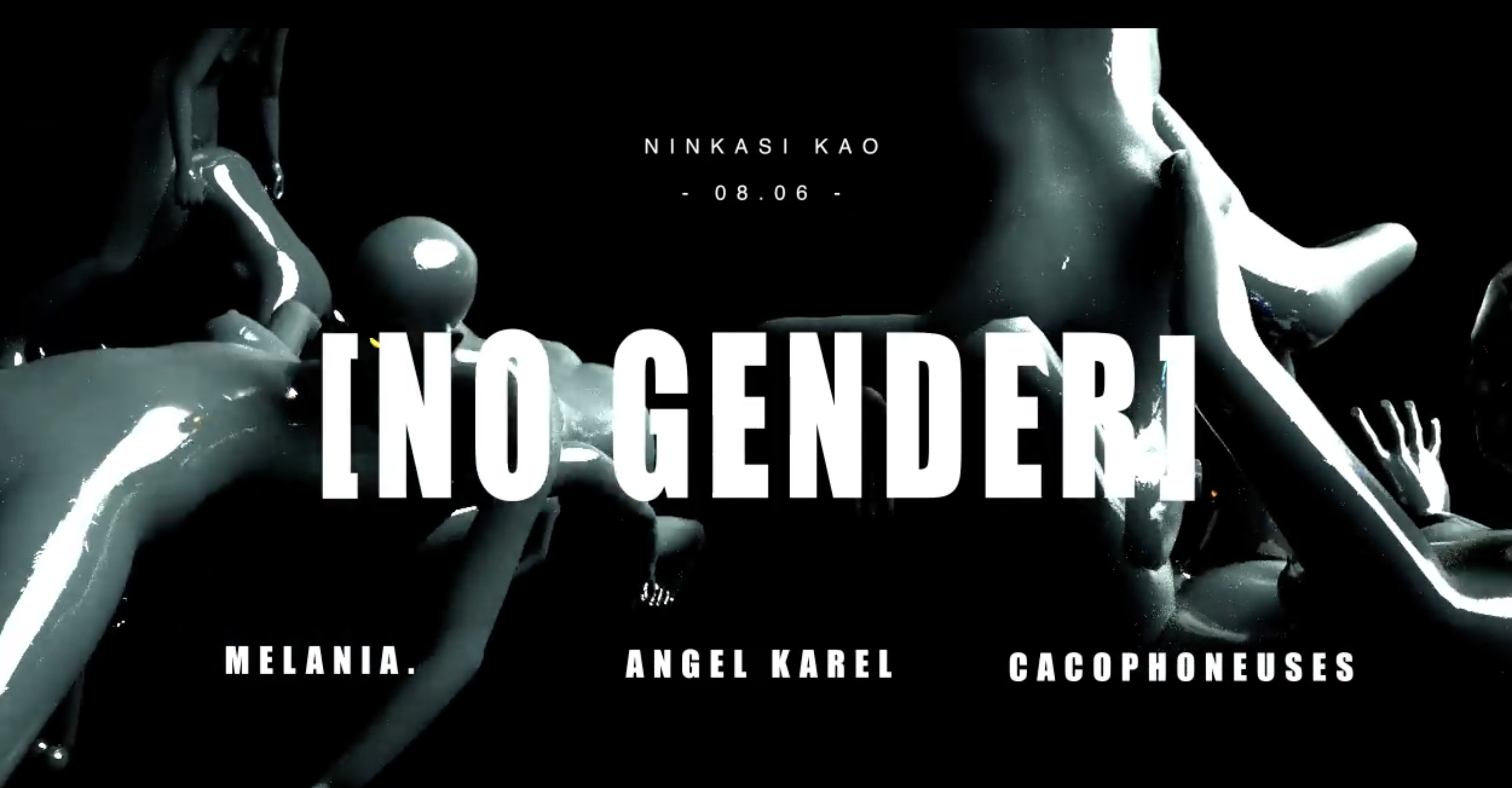 no gender angel karel cacophoneuses melania